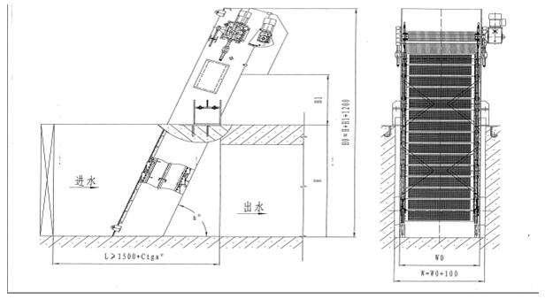 网板阶梯格栅